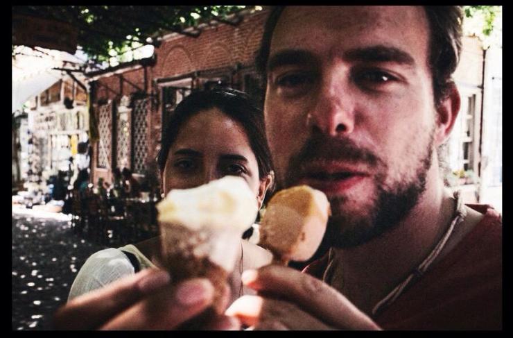 Ice creams Petra